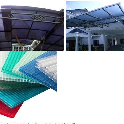 Toko Besi & Bangunan Tanjungsari Sumedang Kanopi