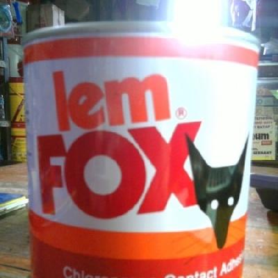Toko Besi & Bangunan Tanjungsari Sumedang Lem fox
