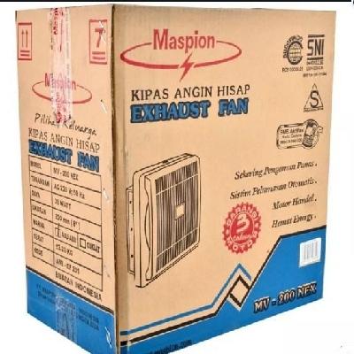 Toko Besi & Bangunan Tanjungsari Sumedang Exhaust fan Maspion