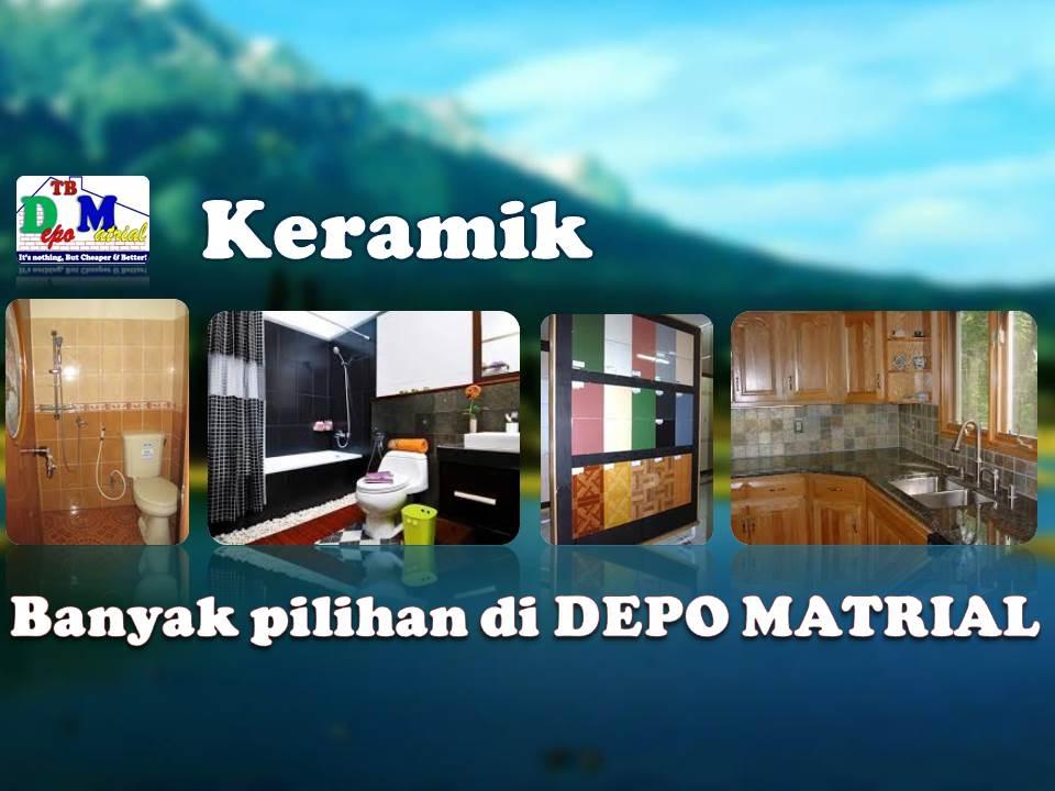 Toko Besi & Bangunan Tanjungsari Sumedang Keramik