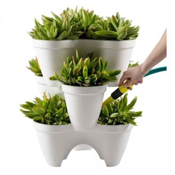 Dua Belas 12 Langkah Membuat Pot Bunga Buatan Anda Sendiri